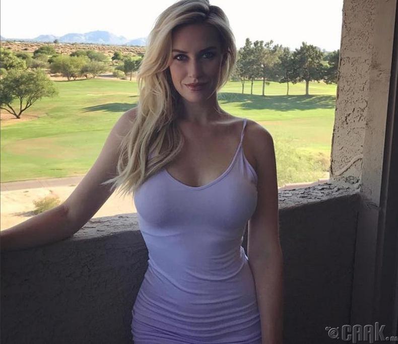 Фэйж Спиранак - Үзэсгэлэнт гольфчин