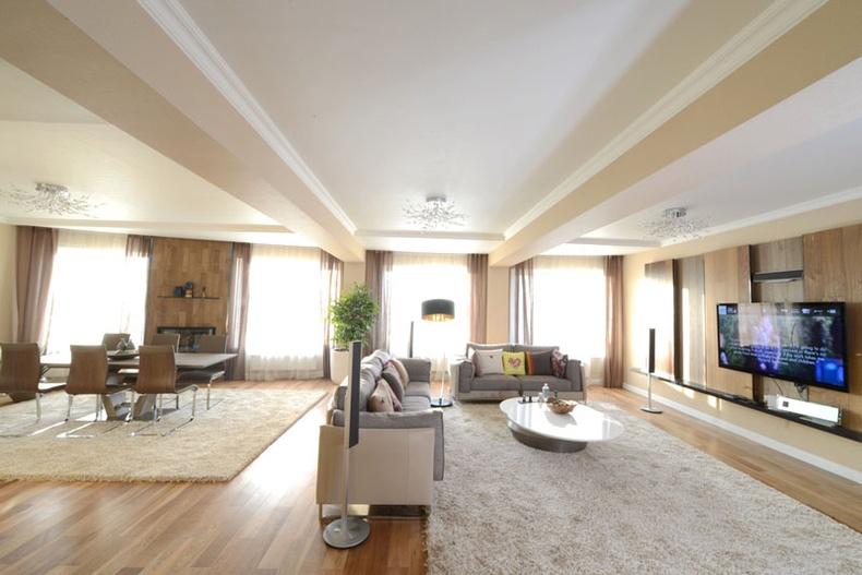 Penthouse загварын орон сууцны онцлог, сонголтууд: