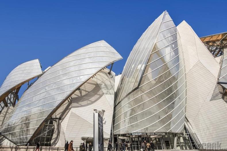 Луис Виттоны барилга, Парис