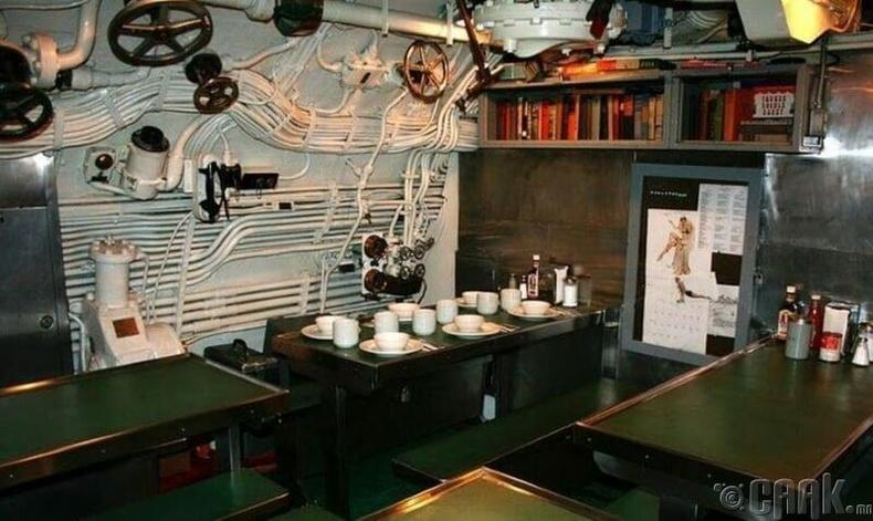 Хоолны өрөө