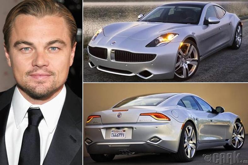 "Леонардо Ди Каприо – ""Fisker Karma Hybrid"" – $135 мянга"
