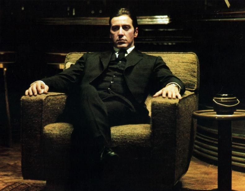 """""""Godfather 2"""" (1974) - 98%"""