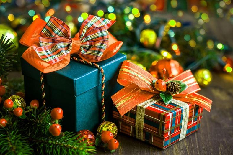 """Энэ шинэ жилийн """"СААК"""" бэлэг"""