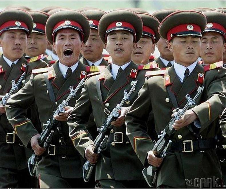 Хойд Солонгосын арми