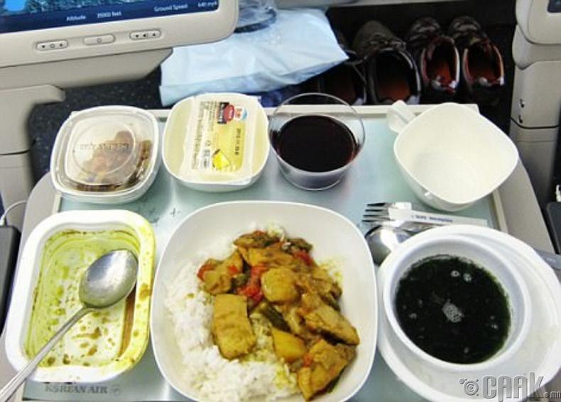 """""""Korean Air""""-ийн энгийн зэрэглэл"""