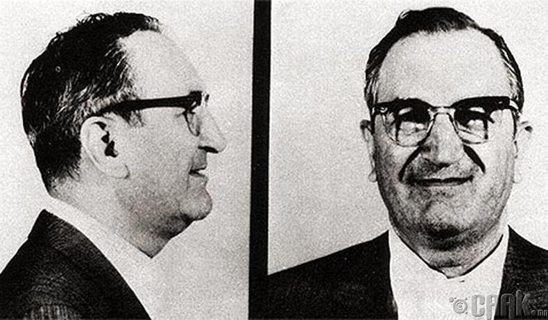 Жозеф Бонанно (1905-2002)