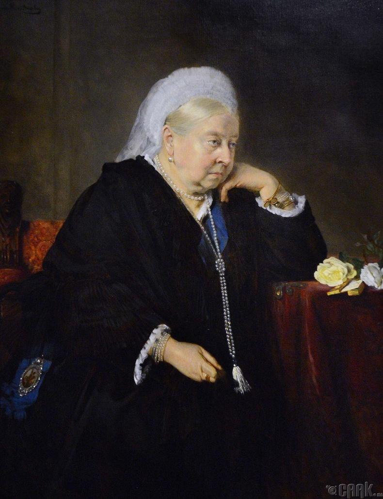 Хатан хаан Викториа (1837 — 1901)