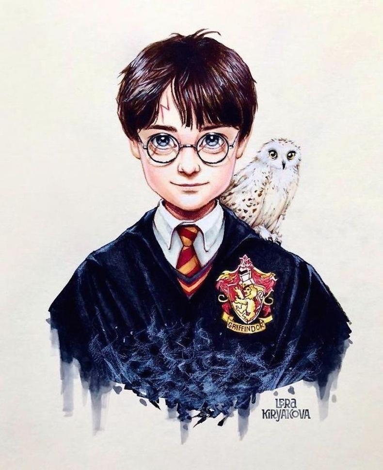 Харри Поттер (Harry Potter)