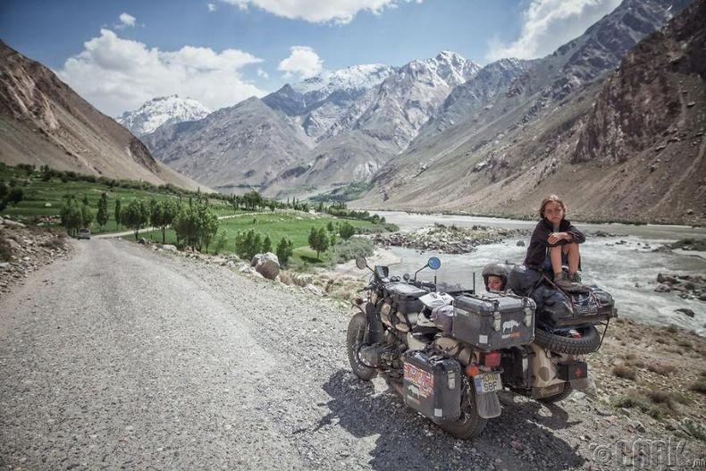 Ваханы хөндий, Афганистан.