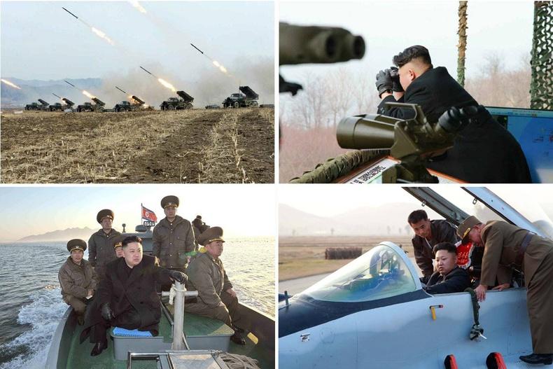 Хойд Солонгосын цэргийн нууц