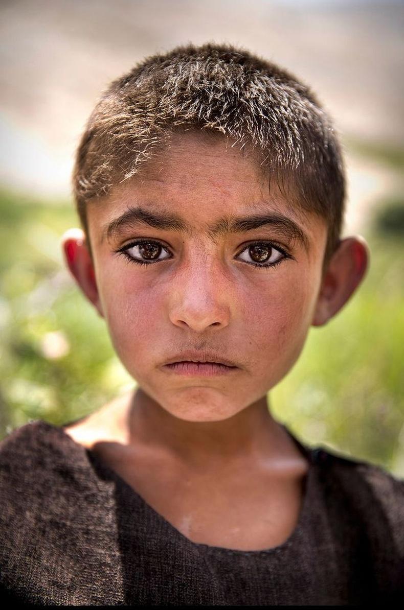 Вахи хүү, Афганистан.