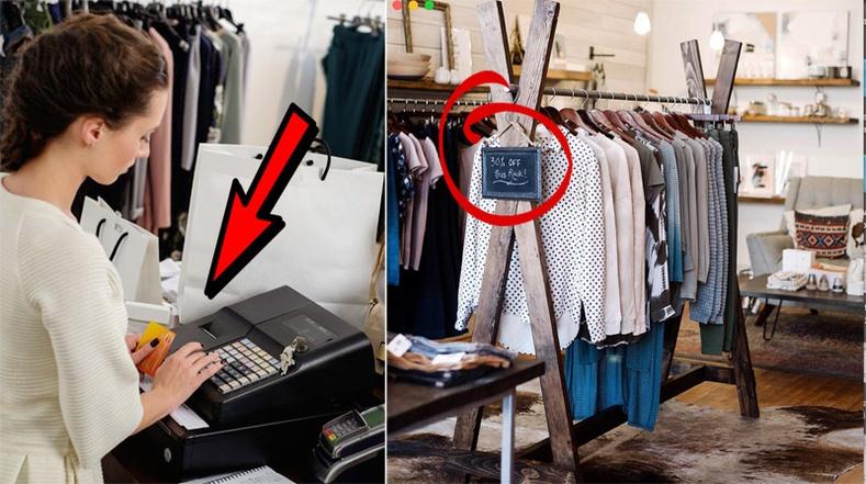 Хувцасны дэлгүүрүүд биднээс юу нуудаг вэ?