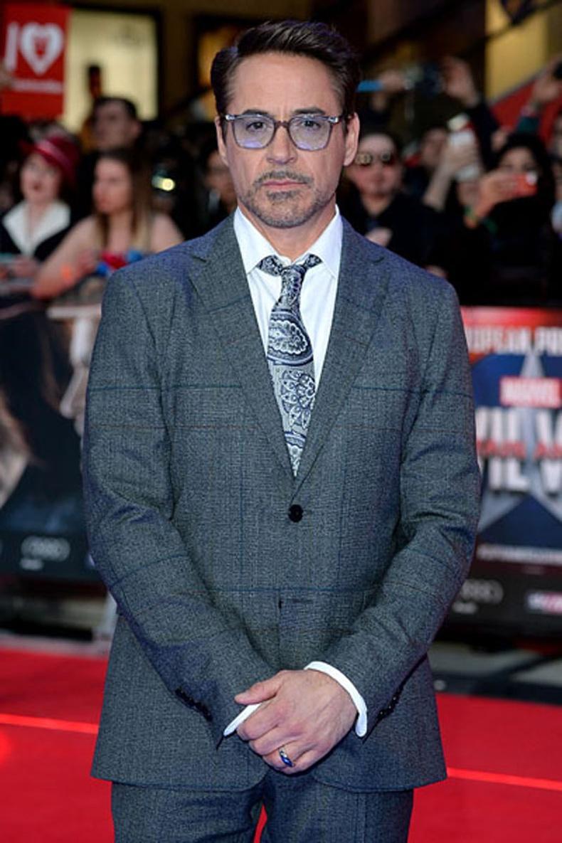 Роберт Дауни (Robert Downey Jr.)