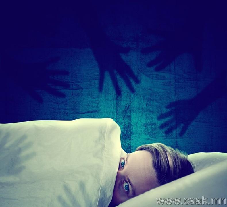 Шөнийн айдас