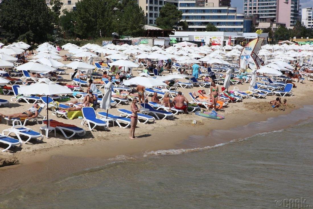 Sunny Beach, Болгар - 76.53 доллар