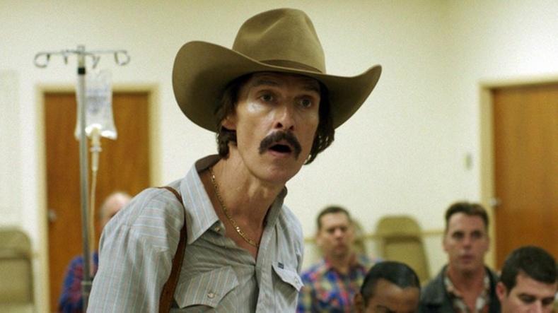 Мэттью Макконахи (Matthew McConaughey) — « Dallas Buyers Club » (2013)