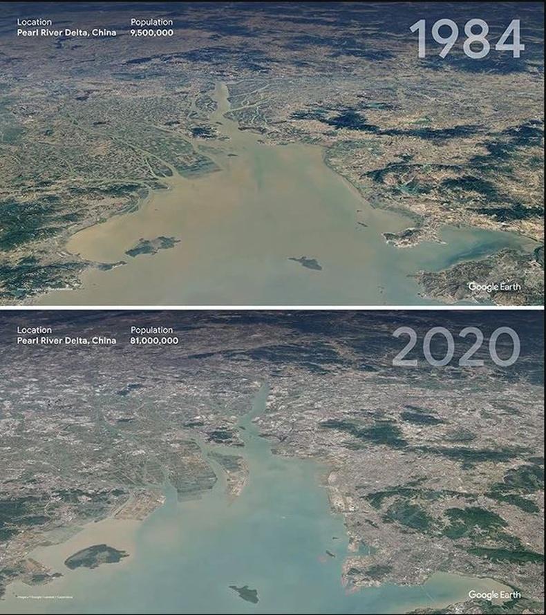 Шүрэн гол - Хятад