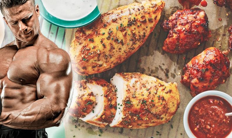 Булчингийн масс нэмдэг 5 хоолны жор