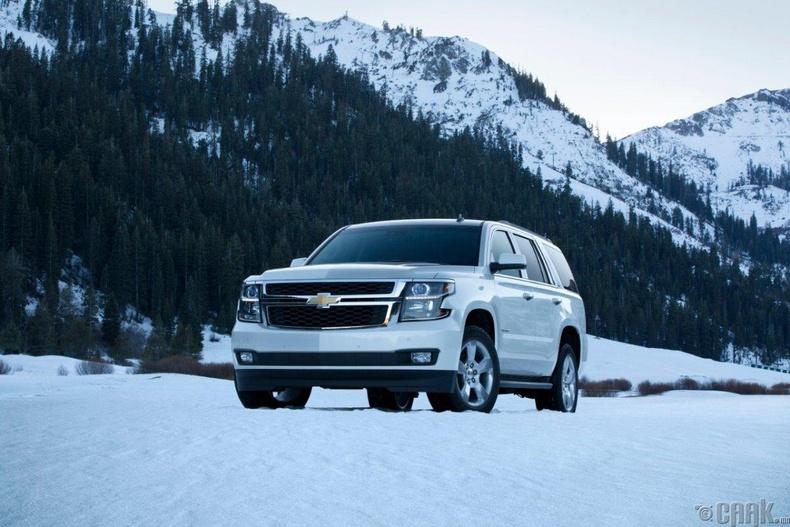 """""""Chevrolet Tahoe"""""""