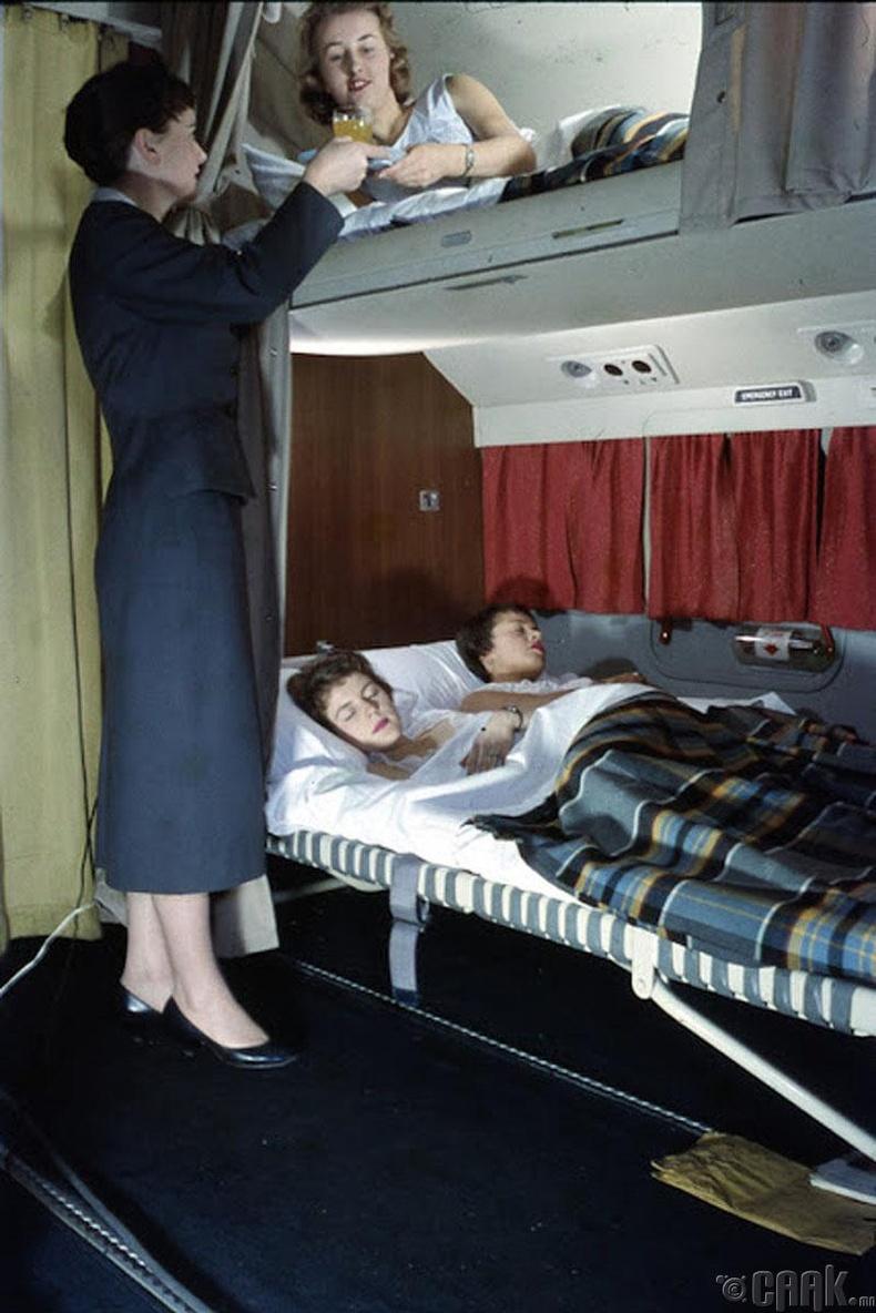 """KLM Royal Dutch Airlines"", circa 1970"