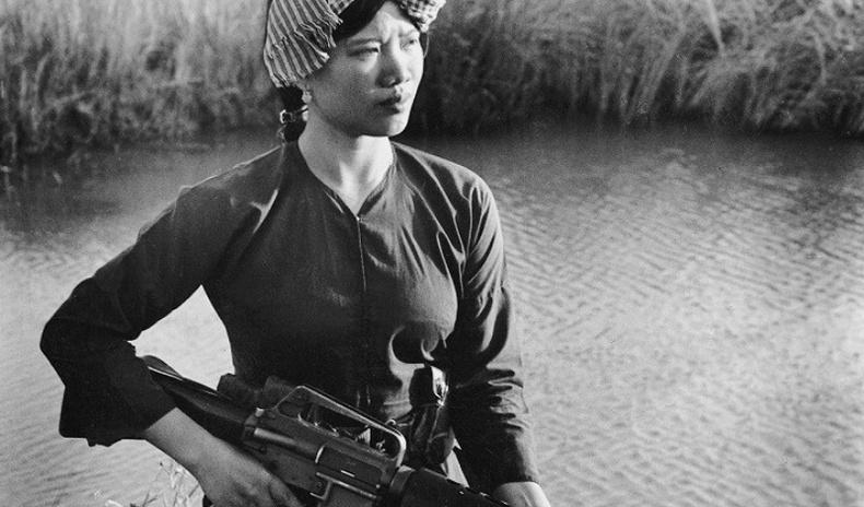 """Вьетнамын дайны үеэр """"Вьет Конг""""-ийн цэргүүдийн авсан ховор зургууд"""
