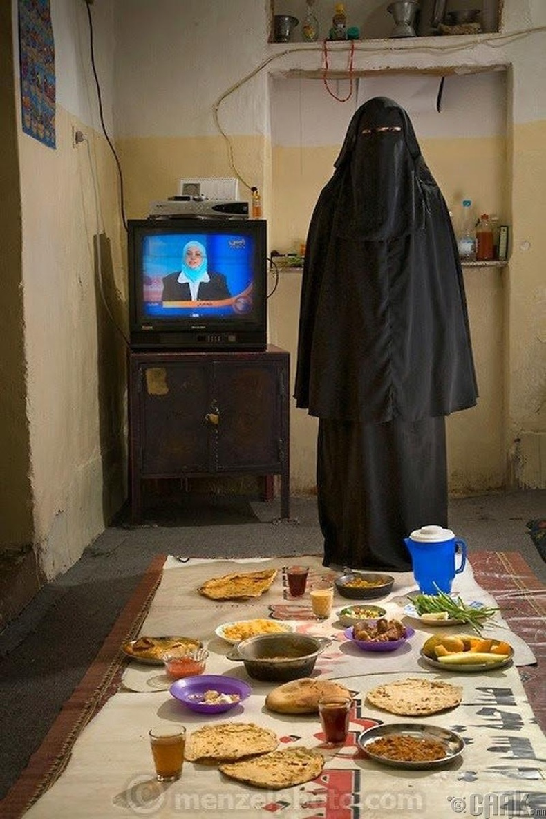 Сана, Йемен - 2700 ккал