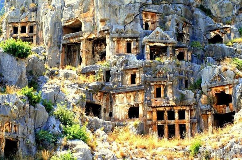 Ликийн эртний хот Мира