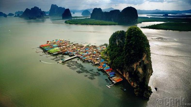 Ко Пани арал, Тайланд