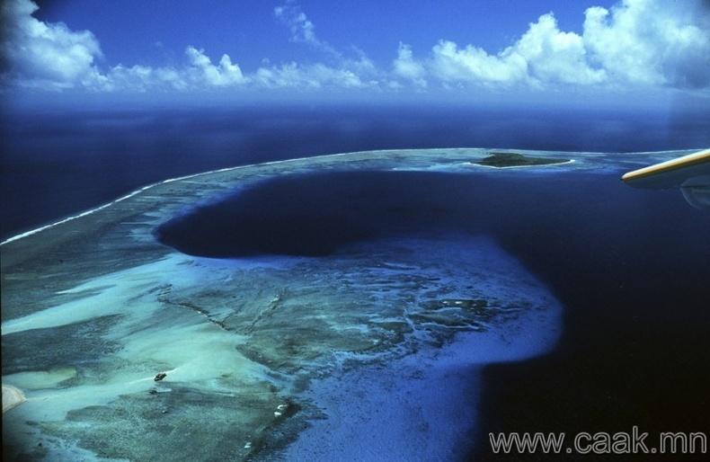 Маршалын арлууд