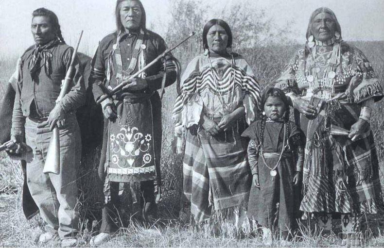Америкийн уугуул иргэдийг хядсан нь