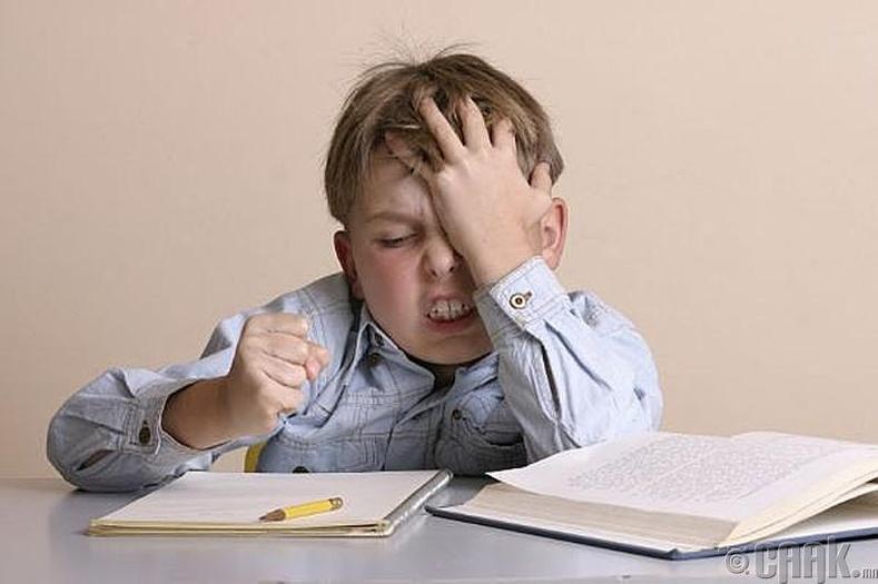 Хүүхэд яагаад сурах сонирхолгүй болдог вэ?