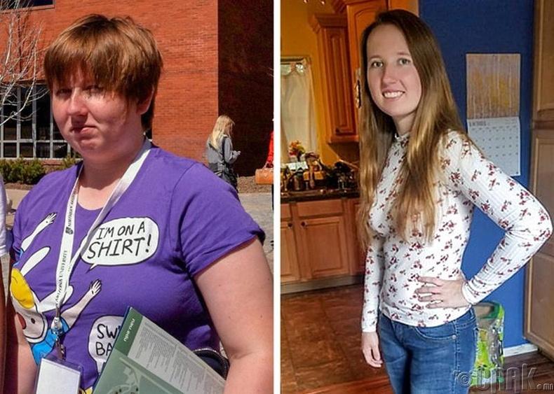 """""""95-62 кг болтлоо турчихсан чинь миний нүүрний хэлбэр хүртэл өөрчлөгдсөн"""""""
