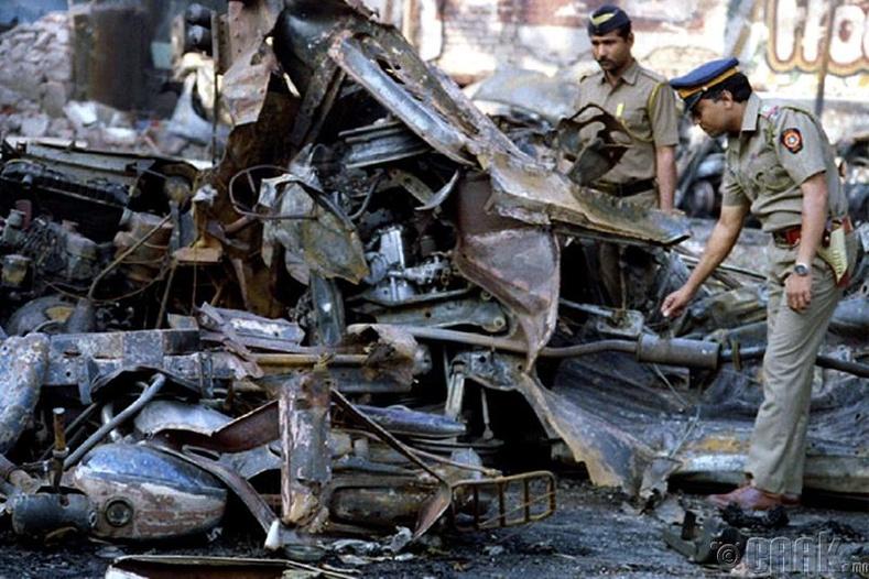 Бомбэй (Bombay)-ийн бөмбөгдөлт