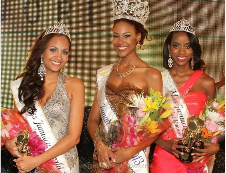"""Ямайкын 3 мисс """"Miss World"""" тэмцээний ялагч болсон"""