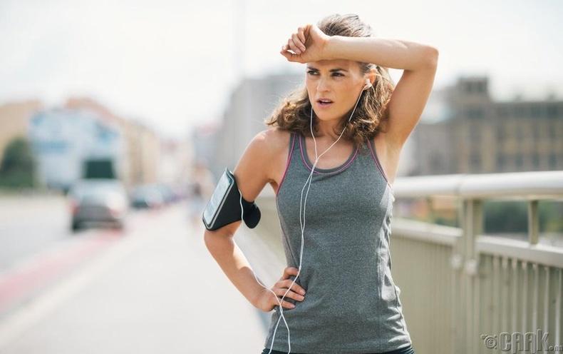 Дасгал хөдөлгөөн