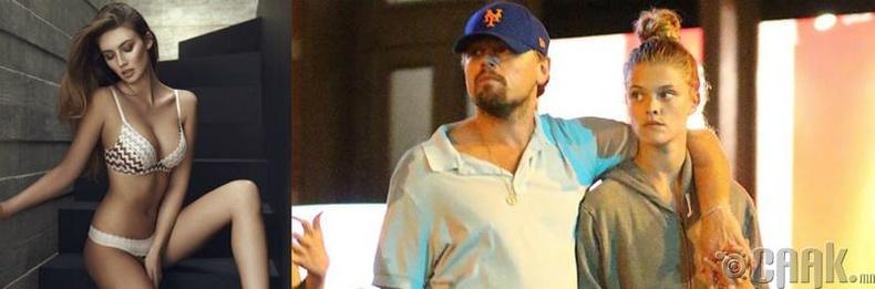 Леонардо Ди Каприо (Leonardo DiCaprio) болон Нина (Nina)