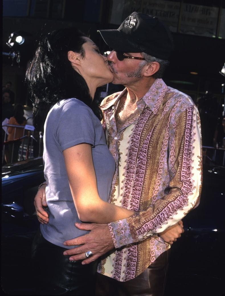 Анжелина Жоли болон Билли Боб Торнтон, 2000 он.