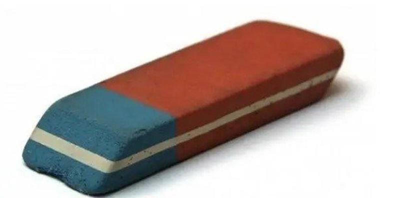 Хөх өнгөтэй тал нь балаар зурсныг арилгадаг гэдэг ч үнэндээ худал байсан
