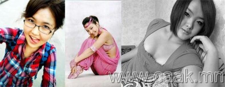Монголын үзэсгэлэнт охид (101 фото) №63