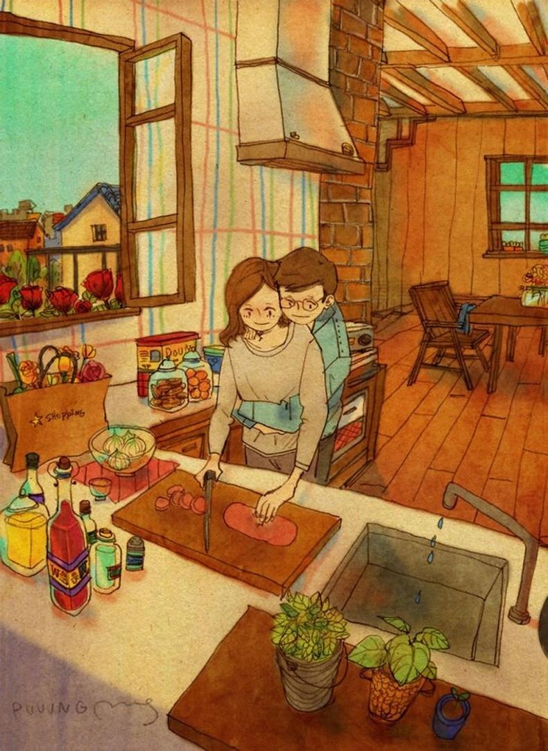 Хамтдаа хоол хийх