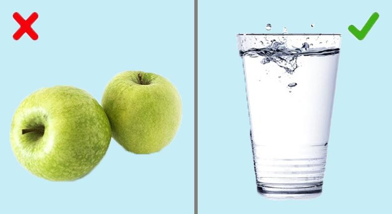 Хангалттай ус уудаггүй