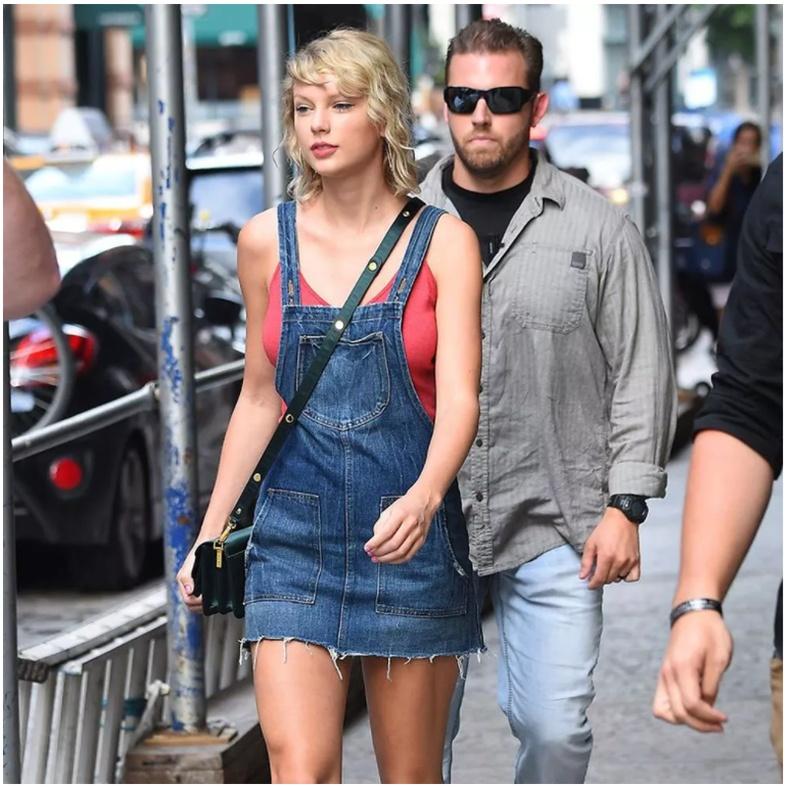 Тэйлор Свифт (Taylor Swift) - жилд 400 мянган ам.доллар