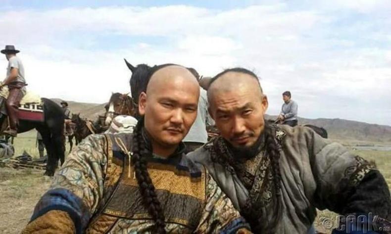 Төв Азийн айдар