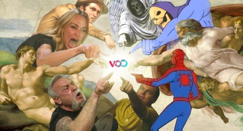 VOO-г сонгох 10 шалтгаан