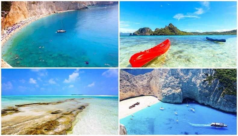 Дэлхийн диваажин болсон 10 арал