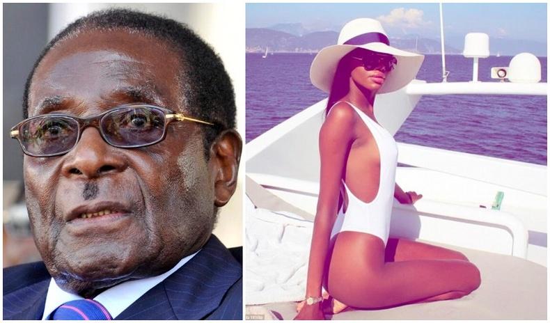 Зимбабвегийн удирдагч агсан Роберт Мугабегийн хүүхдүүдийн хэрээс хэтэрсэн тансаг амьдрал