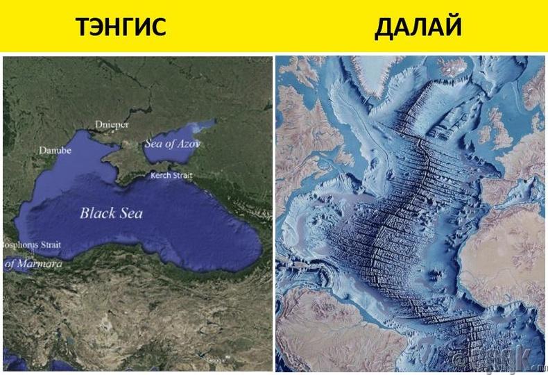 Далай тэнгис