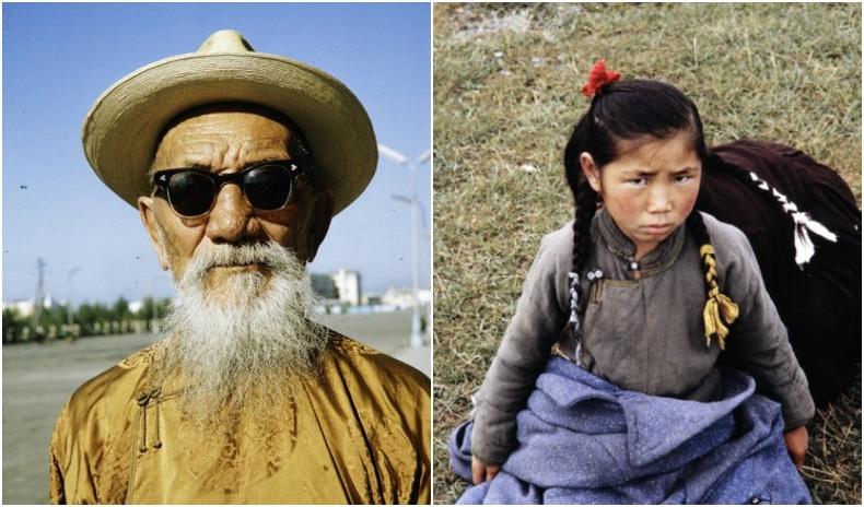 60-аад жилийн өмнөх Монгол орныг өнгөтөөр буулгасан нь... (50 фото)