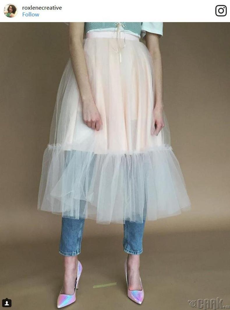 Торон юбка