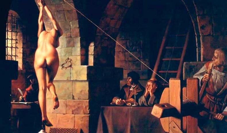 """Дундад зууны үеийн """"Шулмын ан""""-гийн тухай аймшигт 5 түүх"""